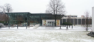 1963 in Norway - The Munch Museum was opened