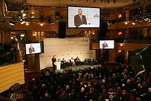 Deutsch: 46. Münchner Sicherheitskonferenz 201...