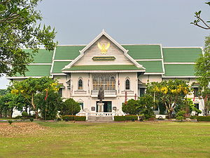 Nan, Thailand - Nan National Museum