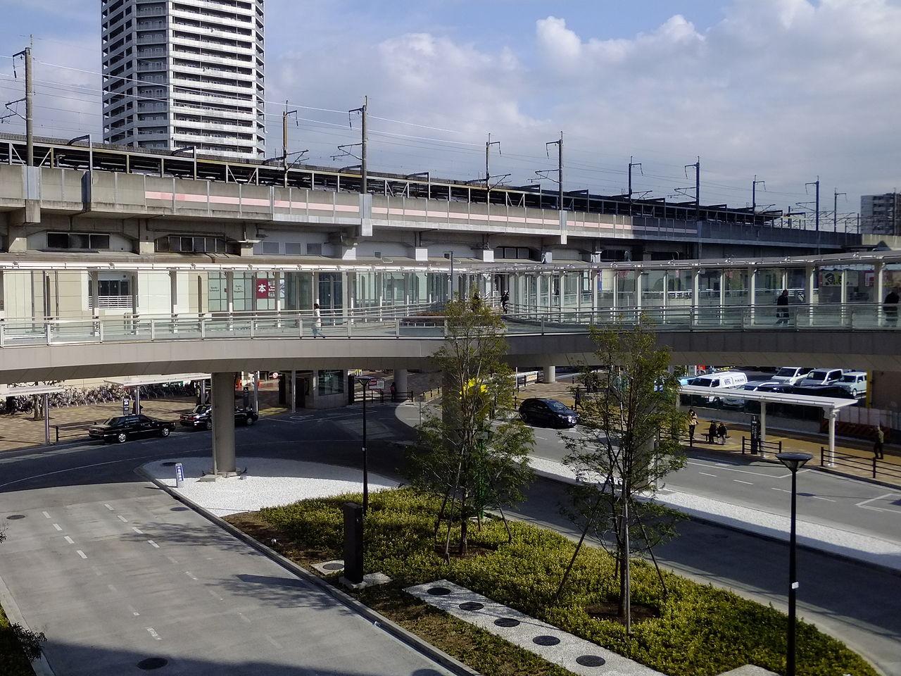 Musashi-Urawa Station #