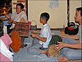 Musiciens de la cérémonie du Baci (Luang Prabang) (4334659018).jpg