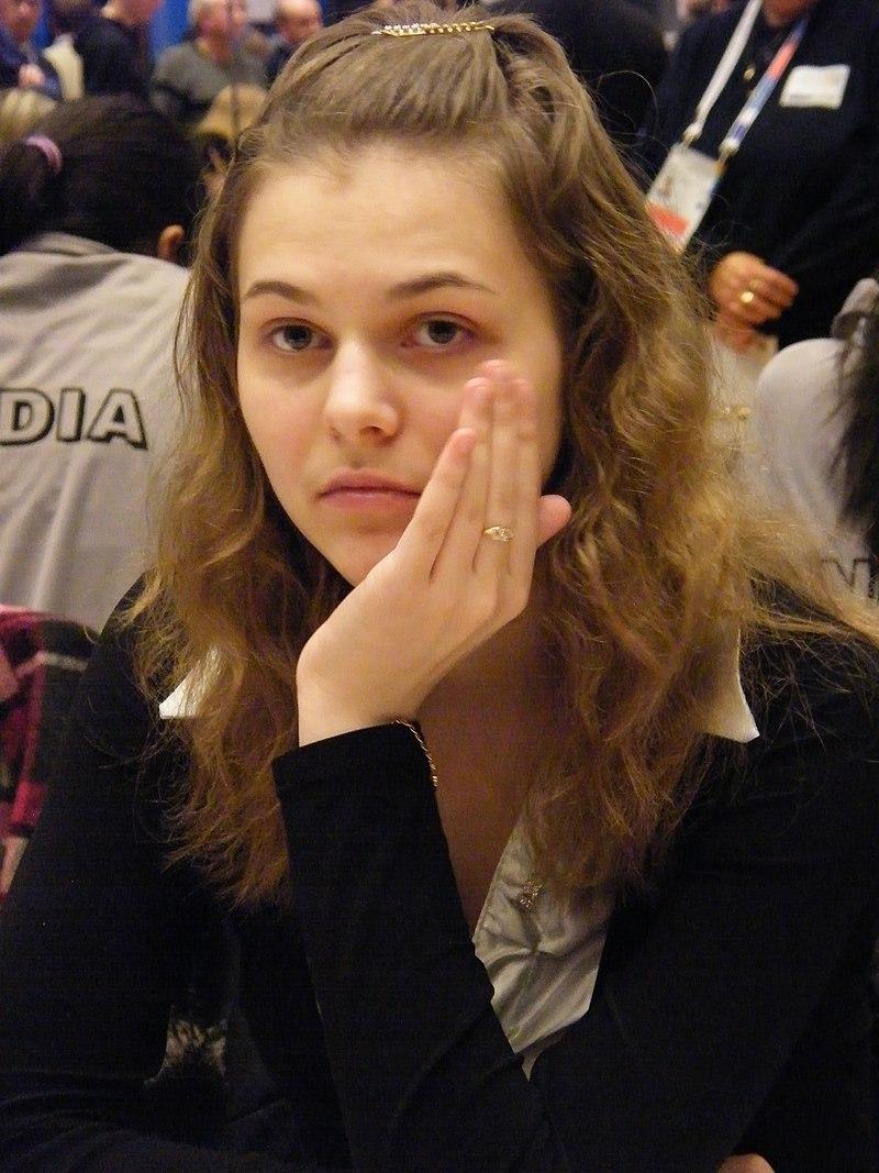 Украинка Музычук вышла в финал чемпионата мира по шахматам - Цензор.НЕТ 1829