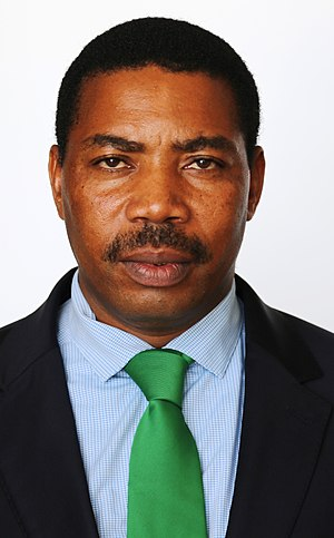Mwigulu Nchemba - Image: Mwigulu Nchemba