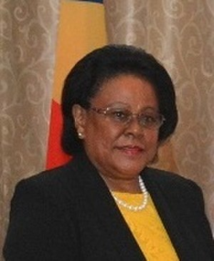 Cabinet of Seychelles - Image: Myriam Telemaque (cropped)