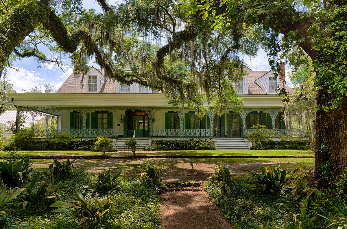 Image result for The Myrtles Plantation in St. Francisville, Louisiana