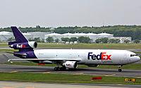N602FE - MD11 - FedEx