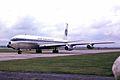 N767PA 1 B707-321C Pan Am LHR 02SEP63 (6054272006).jpg