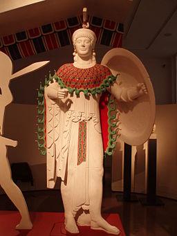 NAMABG-Aphaia Athena statue