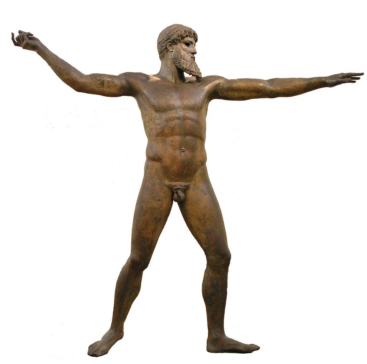 artemision bronze wikipedia