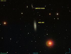 Image illustrative de l'article NGC 485