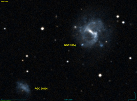 Image illustrative de l'article NGC 2604
