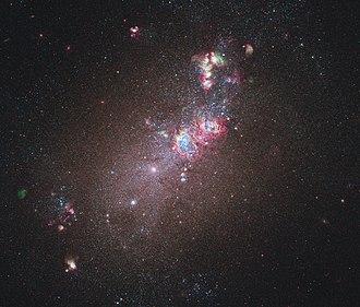NGC 4214 - Image: NGC 4214