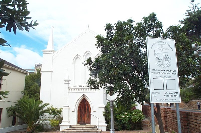 NG Kerk Simonstad
