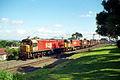 NZR Avondale,Very rare-5 Loco's (8348690728).jpg