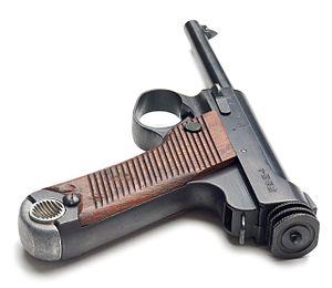 Nambu pistol - Type 14