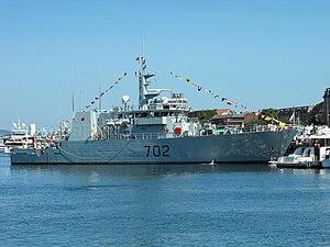 Kingston-class coastal defence vessel - Nanaimo