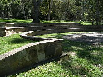 Nancy Tyson Burbidge - Nancy T. Burbidge Memorial amphitheatre