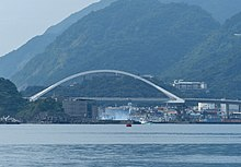 Nanfangao Bridge View From North 20130504a.JPG