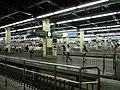 Nankai Nanba station platform - panoramio (13).jpg