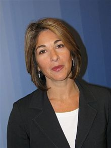 Image of Naomi Klein from wikipedia