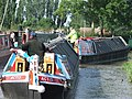 Narrowboats at Ansty Northern Oxford Canal - geograph.org.uk - 433010.jpg