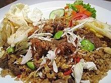 Nasi Goreng Wikipedia