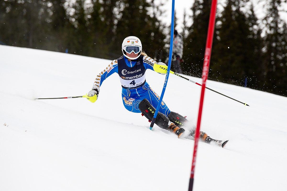 Damernas slalom i lienz