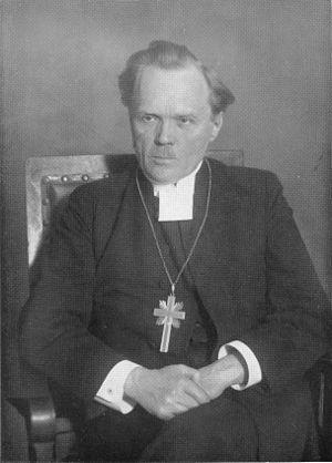 1931 in Sweden - Image: Nathan Söderblom