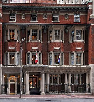 Henry Sproatt - National Club, Toronto
