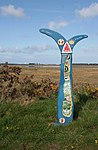 National Cycle Network Sign (geograph 2896527).jpg