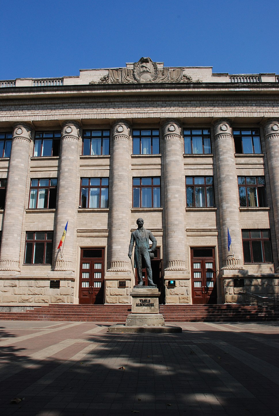 National Library of the Republic of Moldova (7992652868)