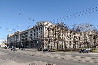 N. G. Kuznetsov Naval Academy military academy