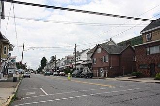 Nesquehoning, Pennsylvania - Image: Nesquehoning, PA 01