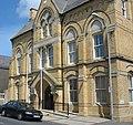 Neuadd y Dref-Town Hall, Newry Street, Holyhead - geograph.org.uk - 1413253.jpg