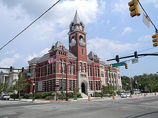 New Hanover County, North Carolina County in the United States
