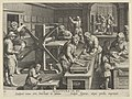 New Inventions of Modern Times -Nova Reperta-, The Invention of Copper Engraving, plate 19 MET DP841117.jpg