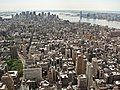New York City view from Empire State Building 17.jpg
