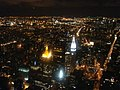 New York view from Empire State Building at night.jpg