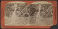 New suspension bridge, 1268 feet long, Niagara on line of N. Y. C. & H. R. R. R., by Barker, George, 1844-1894.png