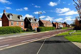 Newcastle Great Park Human settlement in England
