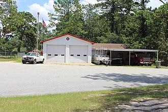 Newton, Georgia - Image: Newton Fire Department