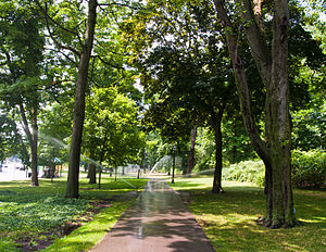 Queen Victoria Park - Queen Victoria Park