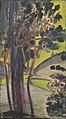 Nicholas Roerich - Trees by a Lake.jpg