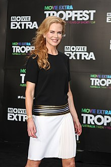 Nicole Kidman al Movie Extra Tropfest 2012