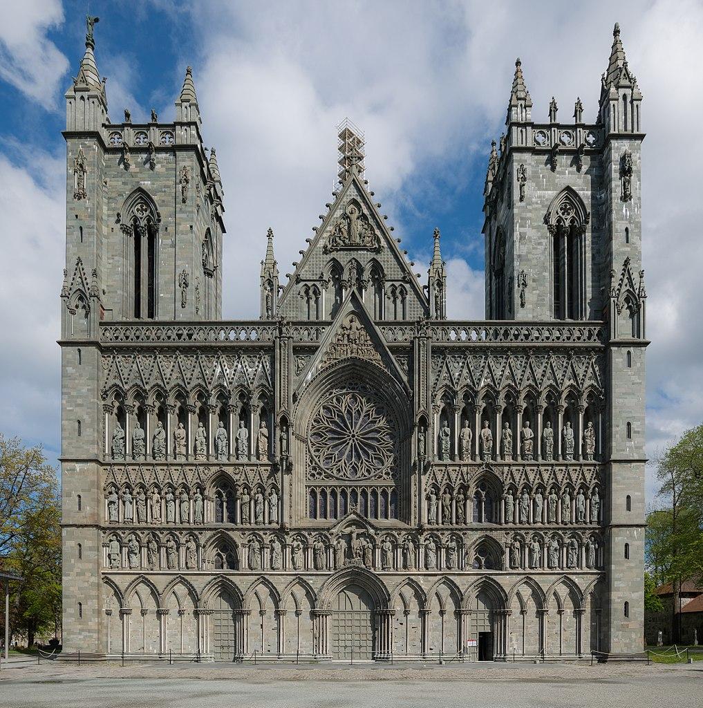 Katedral Nidaros di Trondheim