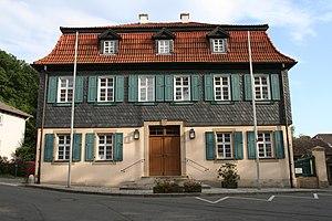 Niederfüllbach - Image: Niederfuellbach Rathaus