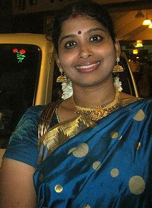 Nithyasree Mahadevan - Image: Nithyasree mahadevan