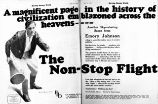 <i>The Non-Stop Flight</i> 1926 film