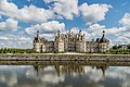 North-west facade of the Castle of Chambord 05.jpg