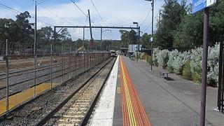 Hurstbridge railway station railway station in Hurstbridge, Melbourne, Victoria, Australia